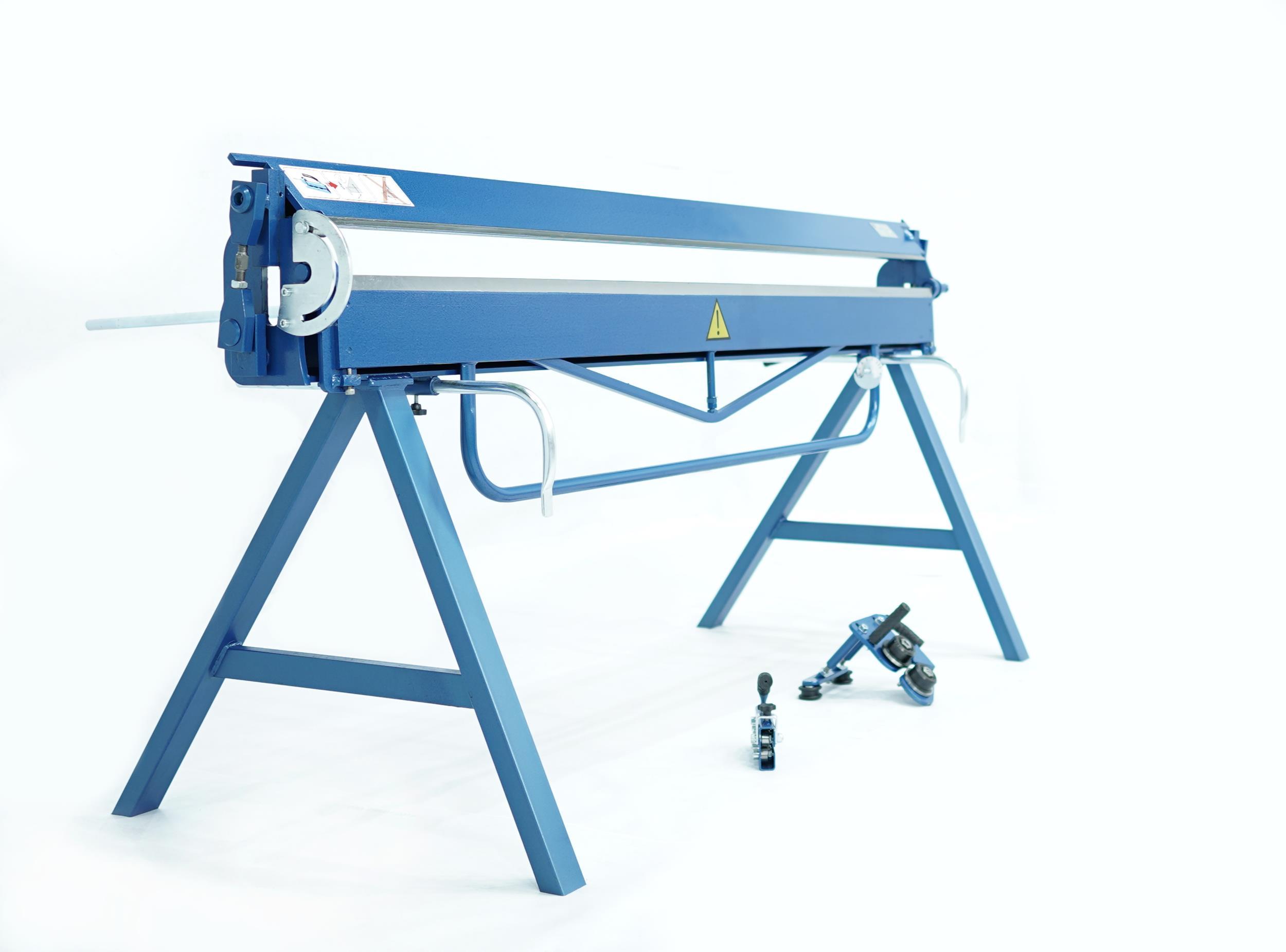 Ruční ohýbačka plechu ZGR 2000/0,8mm
