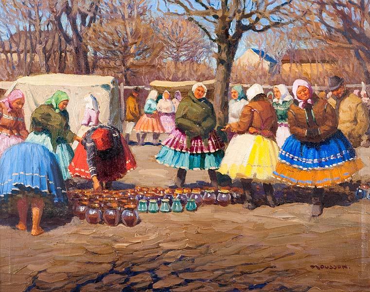 Jarná aukcia umenia Art Invest 18.5. v Bratislave
