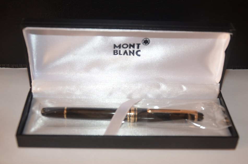 Mont Blanc Meisterstück - plnící pero