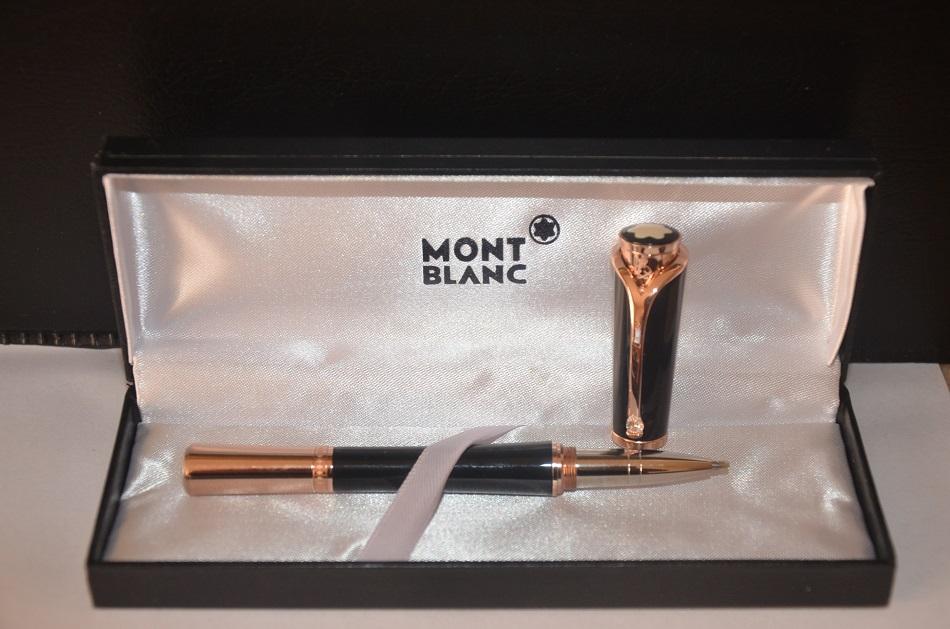 Luxusn� d�rkov� pero Mont Blank