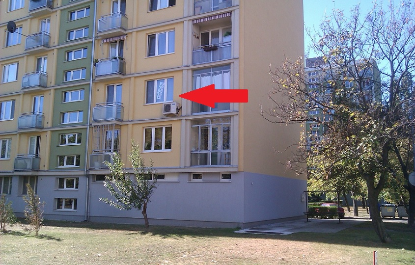 Prenájom 2-izbového bytu - Bratislava-Ružinov