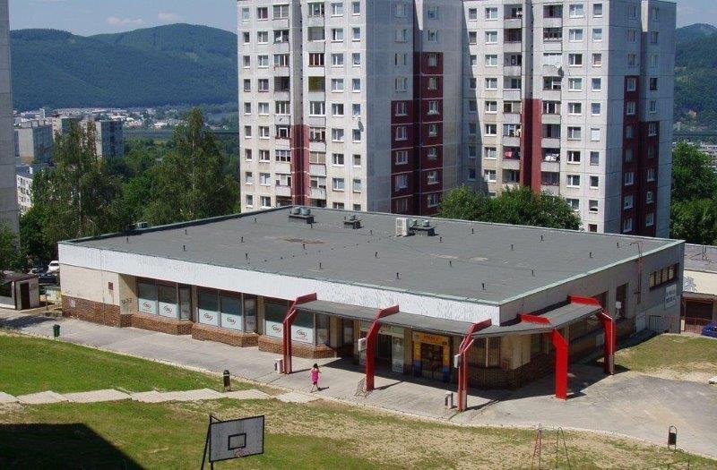 Prenájom nebytových priestorov - Považská Bystrica