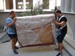 Sťahovanie Púchov vypratávanie likvidácia montáž nábytku doprava