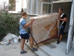 Sťahovanie Trenčín vypratávanie likvidácia montáž nábytku doprava