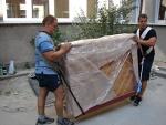Sťahovanie Považská Bystrica vypratávanie likvidácia montáž nábytku doprava