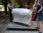 Sťahovanie Žarnovica vypratávanie likvidácia montáž nábytku doprava