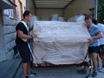 Sťahovanie Nové Mesto nad Váhom vypratávanie likvidácia montáž nábytku doprava