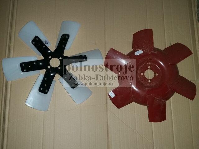 vrtuľa ventilátora na chladič Zetor