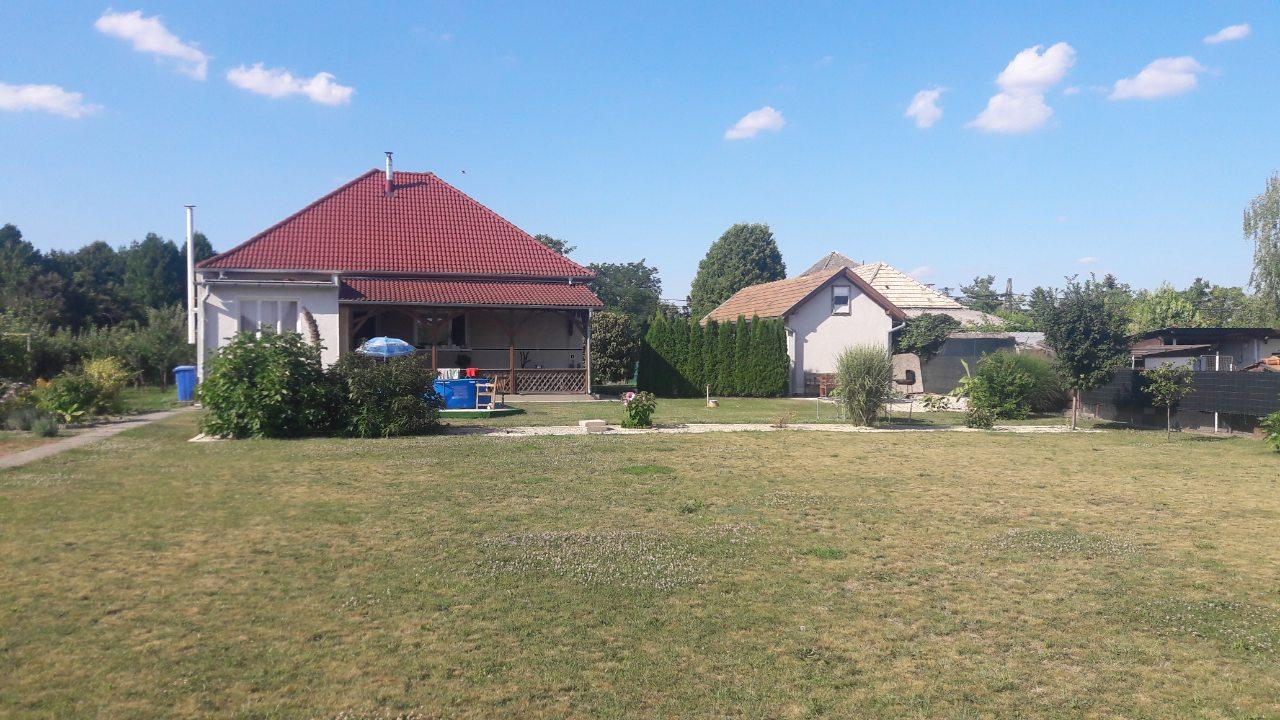 Ponúkam na predaj rodinný dom v obci Iža okres Komárno
