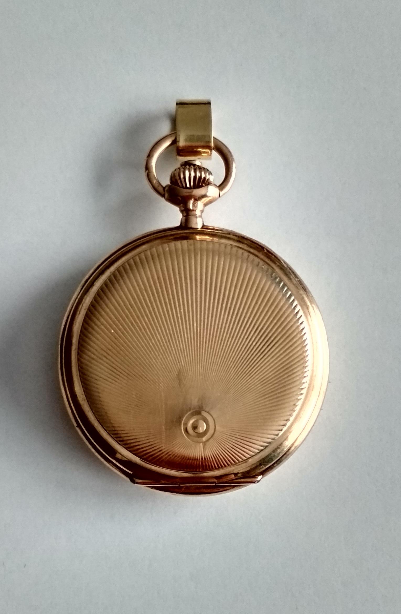 Vreckové hodinky