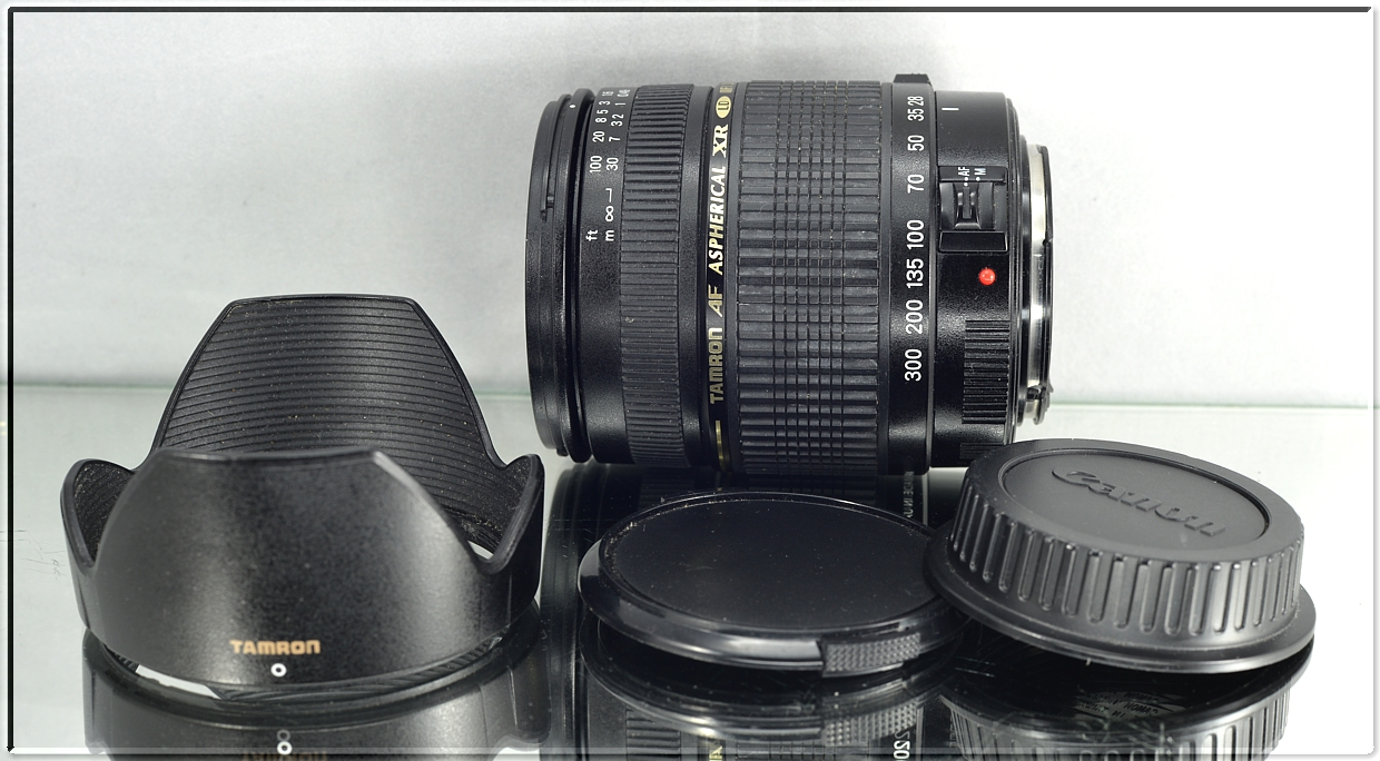 pro Canon - TAMRON AF 28-300mm XR Di LD