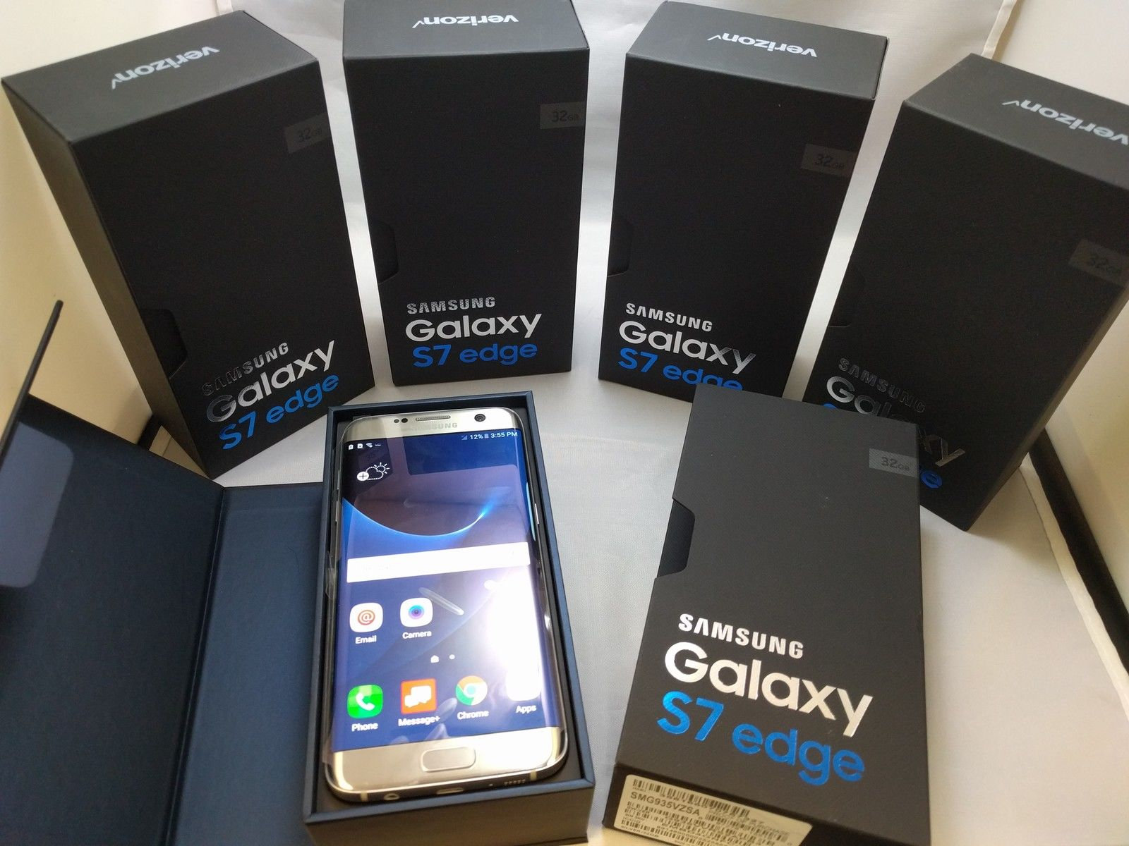 Za prodajo Samsung Galaxy S7 Edge 32GB