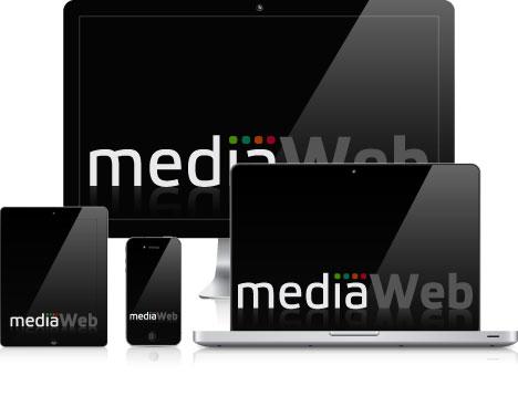 Responzívne webové stránky