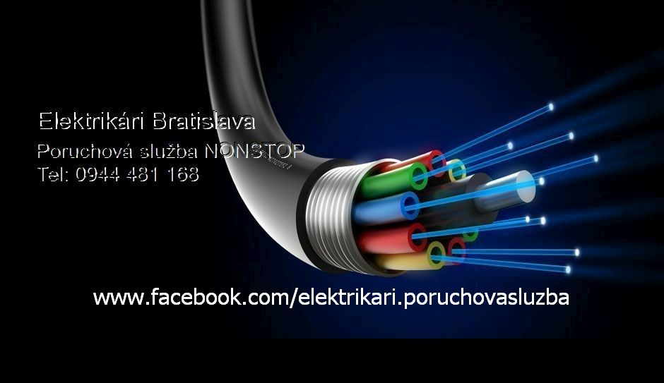 Elektrikár Bratislava NONSTOP