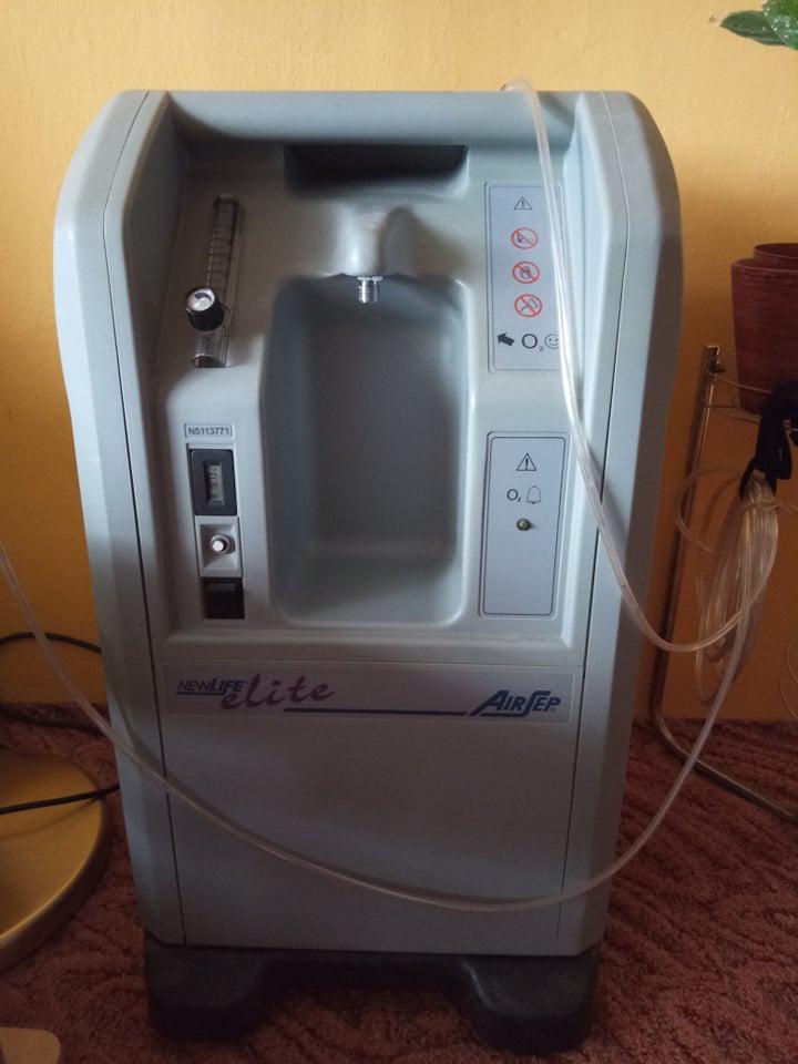 Predám kyslíkový generátor NewLife Elite