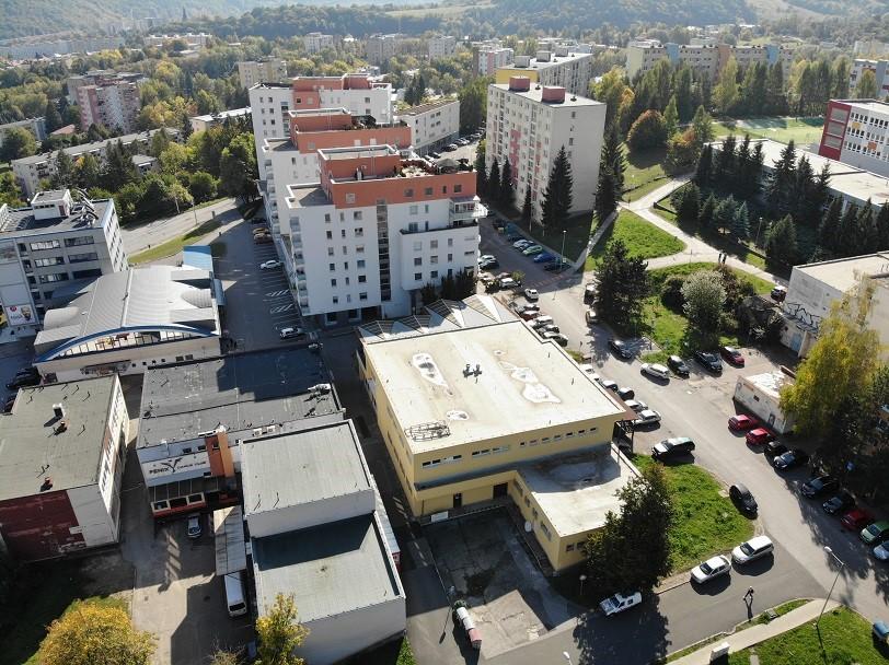 Prenájom priestorov - Kyjevské námestie, Banská Bystrica