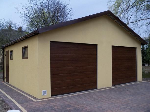 Montované garáže (s omítkou) pro celou SR